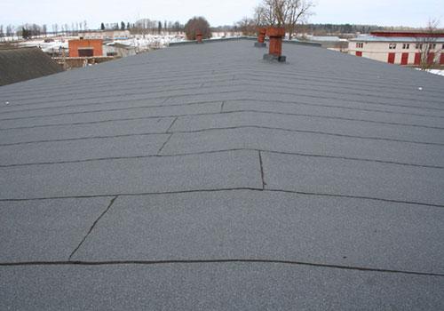 Katusematerjal, profiilplekk, katuseplekk