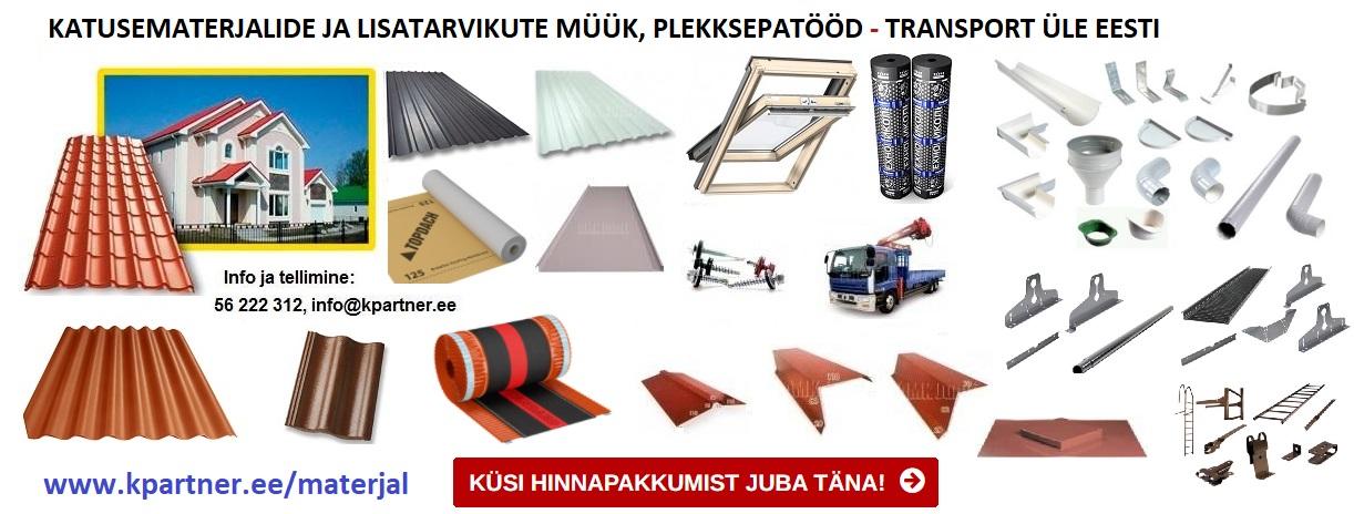 Katuseplekk-katusematerjalid-plekk-katus-teras-profiilplekk-hind-muuk-soodne